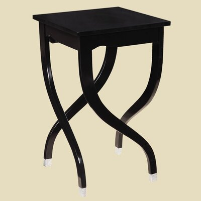 Gail's Accents Contempo End Table