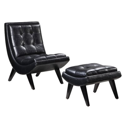 Gail's Accents Winmark Lounge Chair and Ottoman