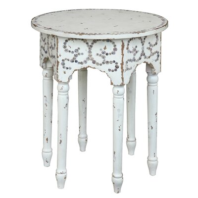 Gail's Accents Caprice Button Table