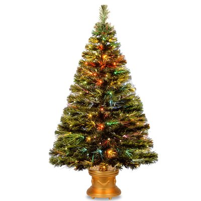 Radiance Fireworks 4' Green Fir Artificial Christmas Tree