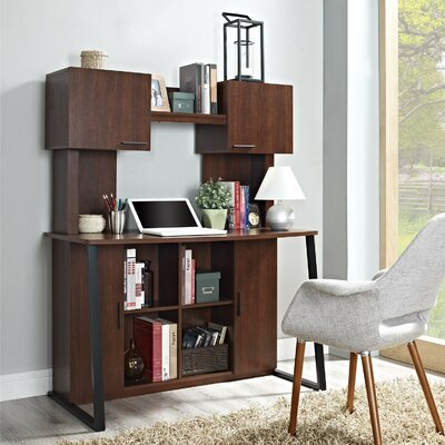 Altra Furniture Writing Desk in Cherry