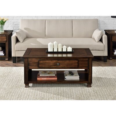 Charlton Home Follansbee Coffee Table ..