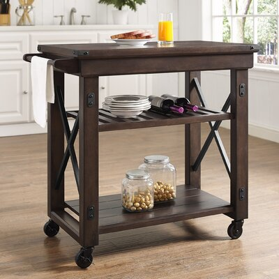 Loon Peak Pawhuska Serving Cart