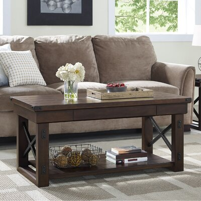 Loon Peak Pawhuska Coffee Table