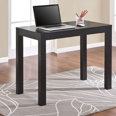 Varick Gallery Oday Writing Desk in Black..