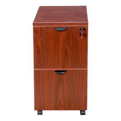 Boss Office Products 2 Drawer Mobile P..