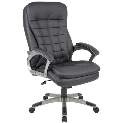 Boss Office Products High-Back Executive ..