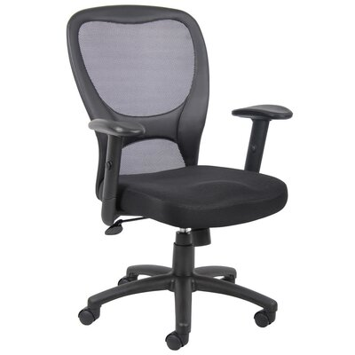 Boss Office Products High Back Mesh Ta..