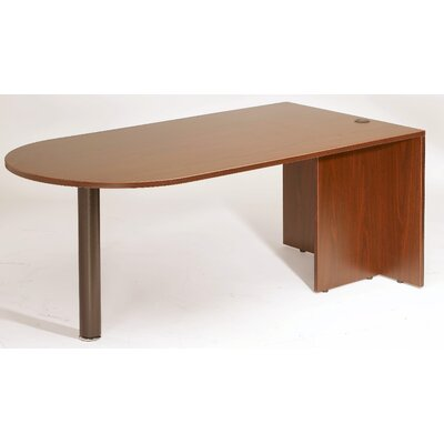 Boss Office Products Bullet Writing Desk Image