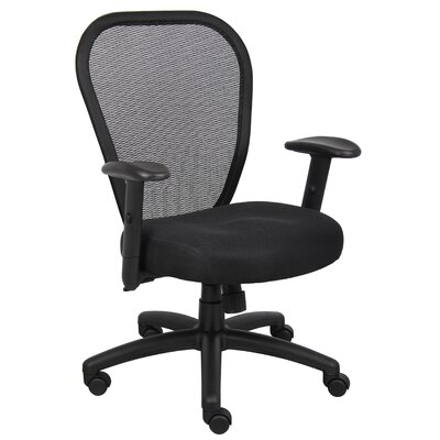 Boss Office Products High-Back Mesh Executive Chair