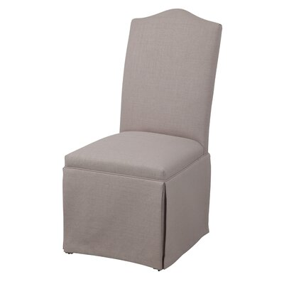 CMI Skirted Parsons Chair (Set of 2) Image