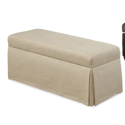 CMI Upholstered Storage Bedroom Bench