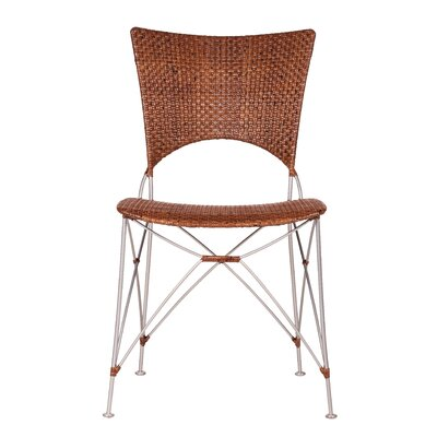 David Francis Furniture Zen Kyoto Dining Side Chair