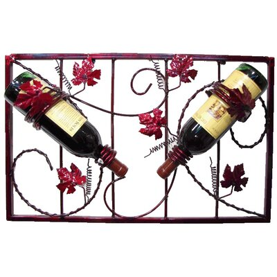 Metrotex Designs French Vineyard 2 Bottle Wall M..