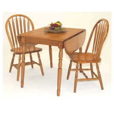 Mastercraft Collections Edgewood Drop Leaves Table