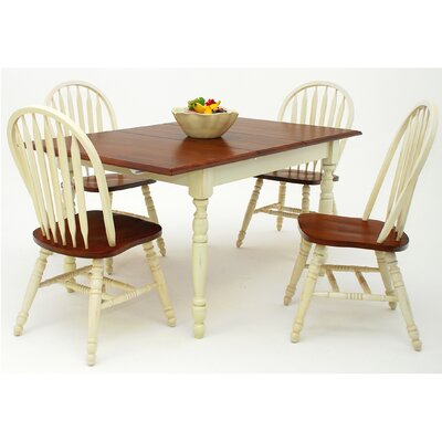 Mastercraft Collections Casual Home Dining Table