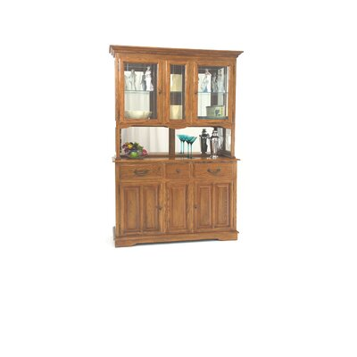 Mastercraft Collections Premier China Cabinet