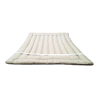 Sleep Amp Beyond Organic Merino Wool Mattress Topper