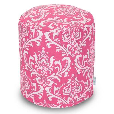 Majestic Home Goods French Quarter Small Pouf