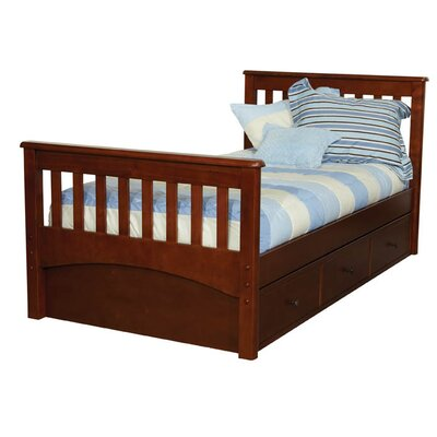 Viv + Rae David Twin Slat Bed with Storage
