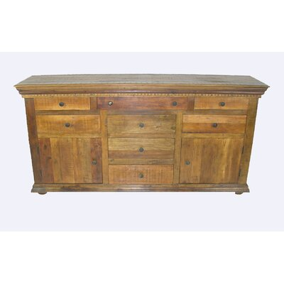 MOTI Furniture 8 Drawer Buffet