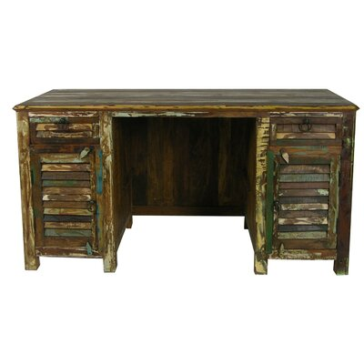 MOTI Furniture Rainforest Executive Desk