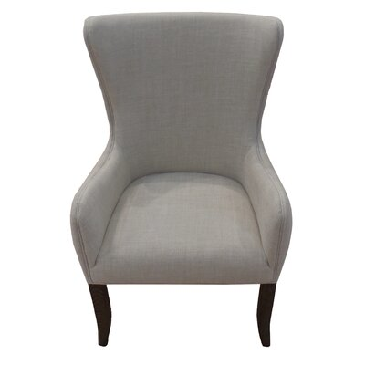 MOTI Furniture High Back Arm Chair