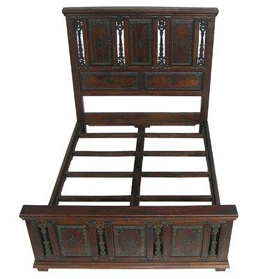 MOTI Furniture Babylon Platform Bed