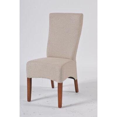 MOTI Furniture Linen Side Chair