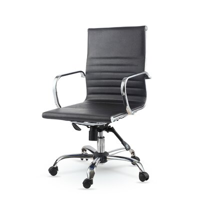 Winport Industries Mid-Back Swivel Task Chair