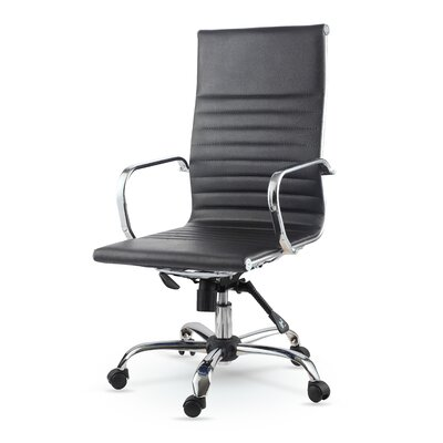 Winport Industries High-Back Swivel Task Chair