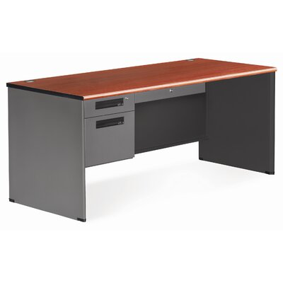 OFM Mesa Series Secretarial Panel End Com..