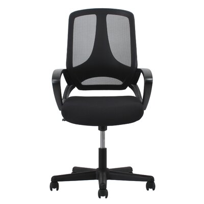 OFM Swivel Mesh Task Chair with Arms