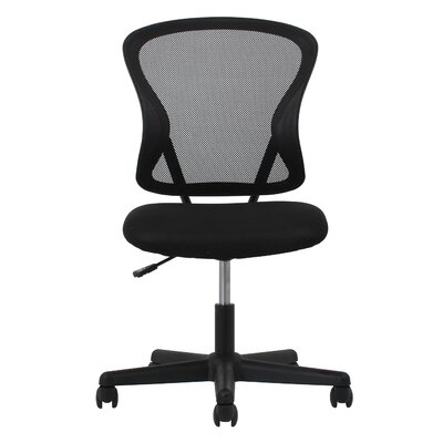 OFM Swivel Mesh Armless Task Chair