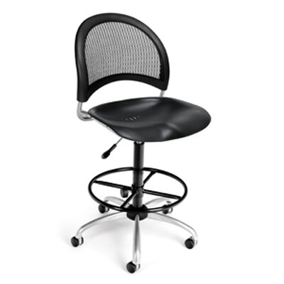 OFM Stars and Moon Mid-Back Drafting Chair