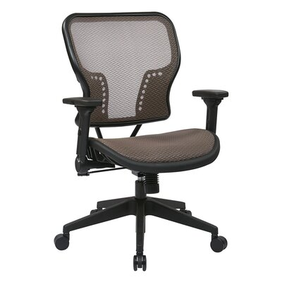 Office Star Products Space High-Back Chair with 2 to 1 Synchro Tilt Control
