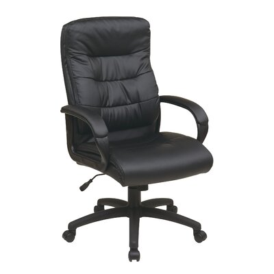 Office Star Products High Back Executive ..