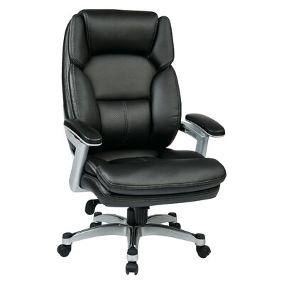 Office Star Products Work Smart High-Back Executive Chair