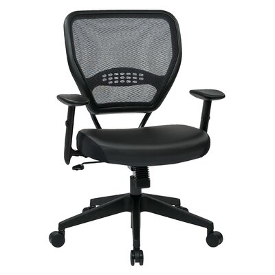 Office Star Products Space Seating Professional Breathable Mesh Back Conference's Chair