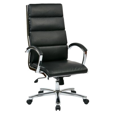 Office Star Products High-Back Executive ..
