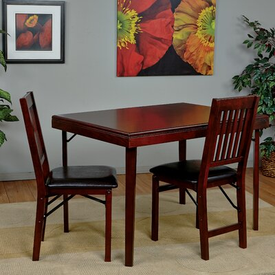 Office Star Products OSP Designs Hacienda 3 Piece Dining Set