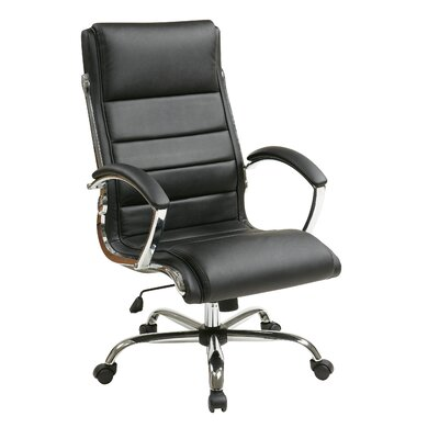 Office Star Products Mid-Back Executive Chair