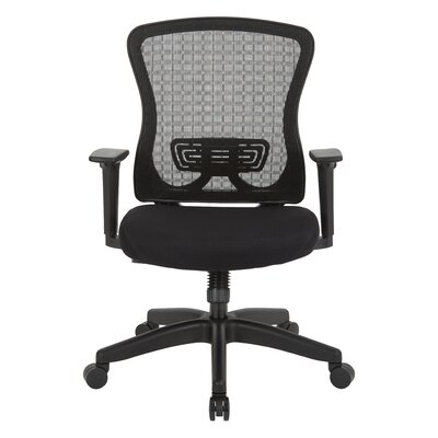 Office Star Products Space Seating® Mid-Back Mesh Desk Chair