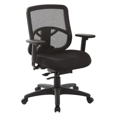 Office Star Products Pro-Line II™ Mid-Back Mesh Desk Chair
