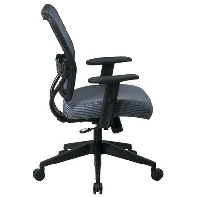Office Star Products Space Mid-Back Veraf..
