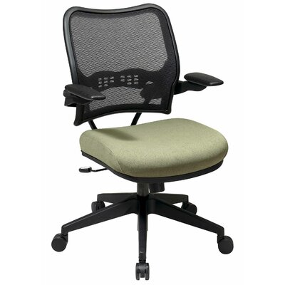Office Star Products AirGrid Back Space Seating Deluxe Office Chair