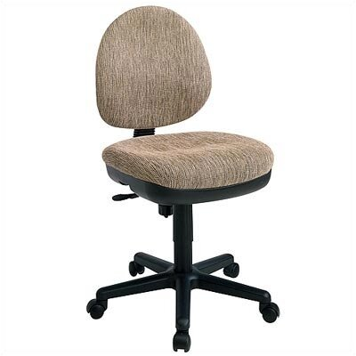 Office Star Products Mid-Back Swivel Office Chair Image
