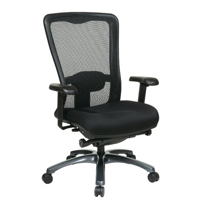 Office Star Products High-Back Ergonomic ProGrid Conference Chair