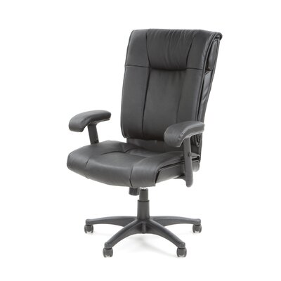 Office Star Products Deluxe High-Back Lea..
