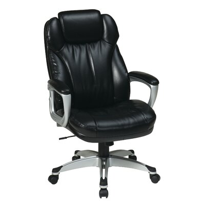 Office Star Products Eco Leather Executiv..